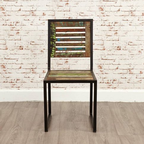 Shoreditch Dining Chairs Set Of Two