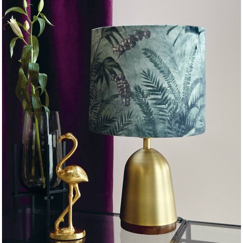 Gold Table Lamp Base