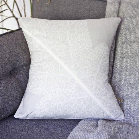 Oak Leaf Cushion