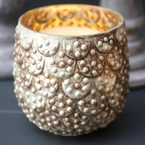Pearl Tealight Votive