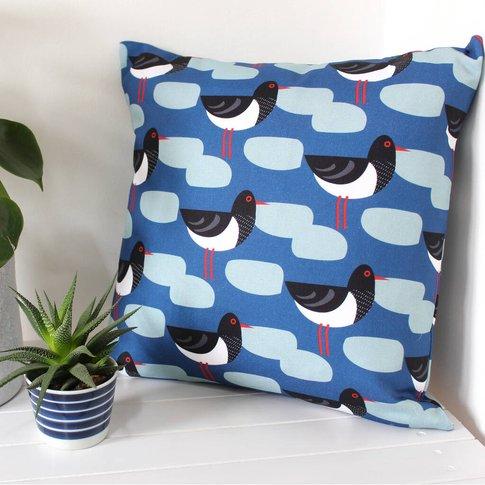 Oystercatcher Bird Cushion