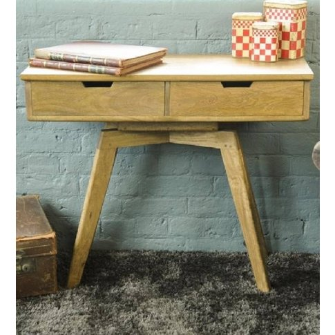 Midcent Side Table