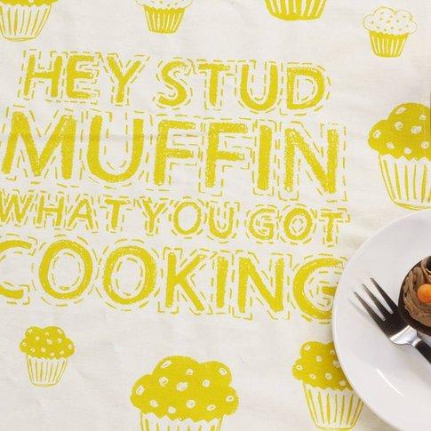 Muffin Tea Towel