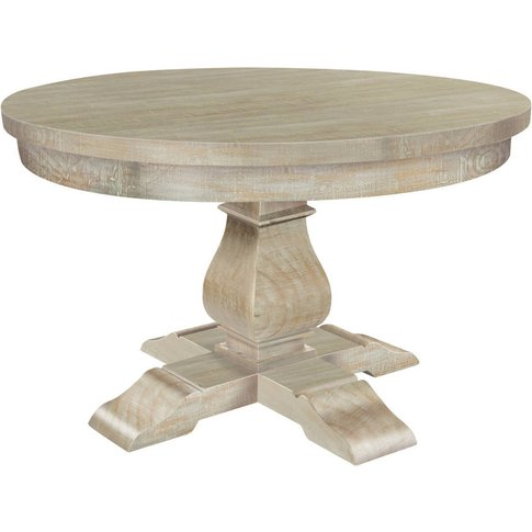 Ashwell Round Pedestal Dining Table