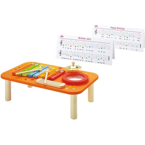 Personalised Music Mix Bench