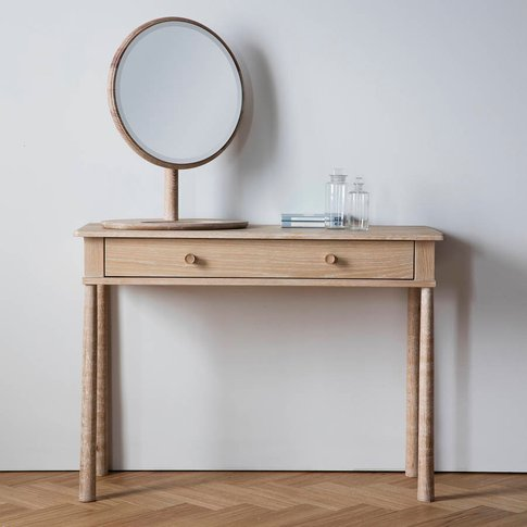 Asta Oak Dressing Table