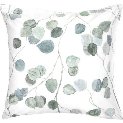 Eucalyptus Organic Cotton Large Square Pillowcase
