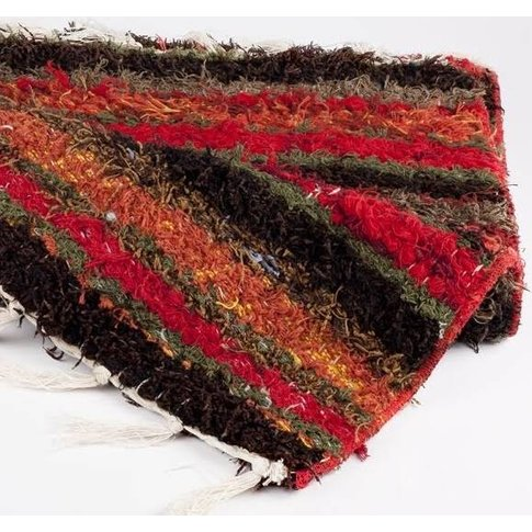 Recycled Cotton Rug 85cm X 150cm Six Colours