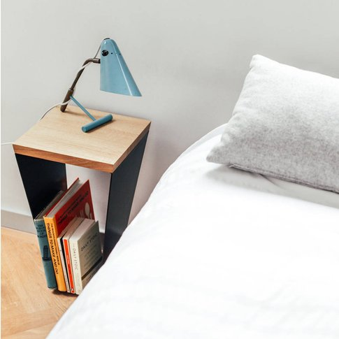 Beautifully Minimal Side Table / Bedside Table