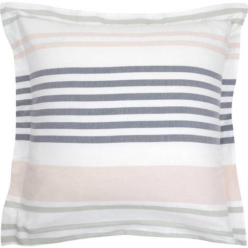Horizon Stripe Large Square Pillowcase