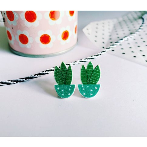 Planter Earrings