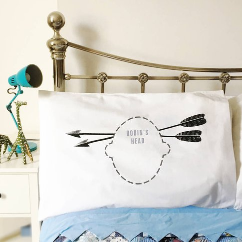 Child's Personalised Pillowcase Range Funny Gifts