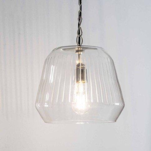 Gosforth Glass Pendant Light