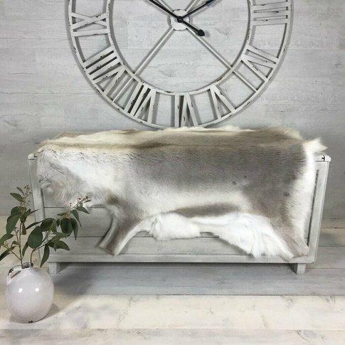 Luxury 'Rare Breed' Reindeer Large Hide Rug 116 X 125
