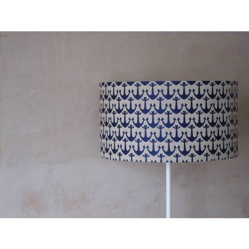 Seaside Inspired Lampshade