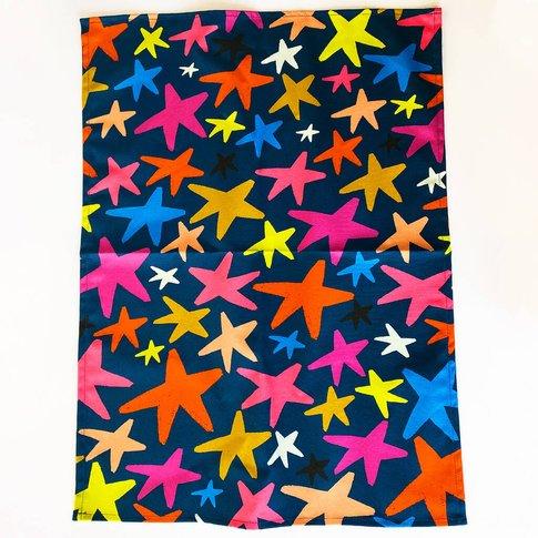Star Tea Towel