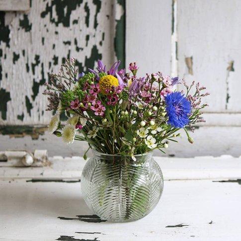 Leaf Botanical Vase