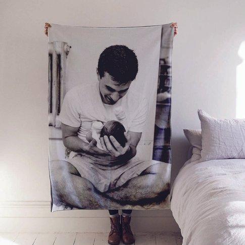 Personalised Luxury Photo Blanket
