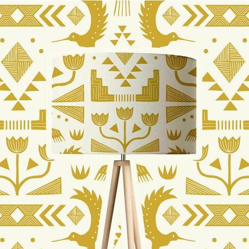 Naza Lampshade Kit - Gold