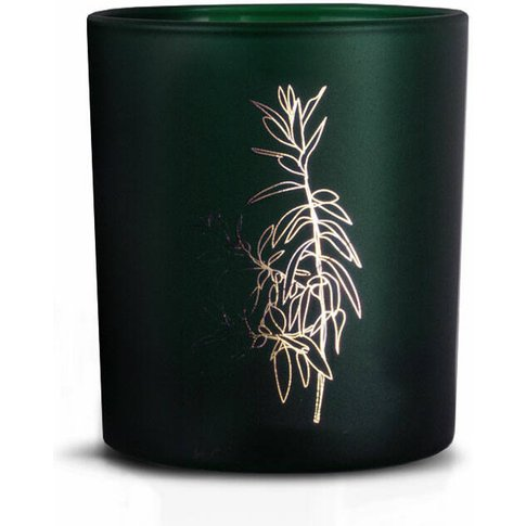 Limited Edition Lemongrass And Ginger Votive Candle 80g