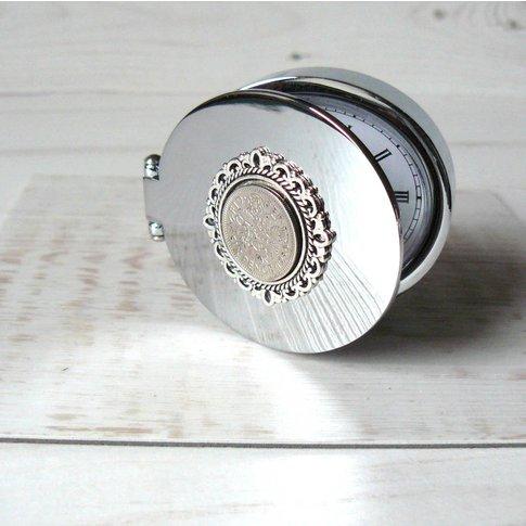 Birthday Coin Alarm Clock/Photo Frame