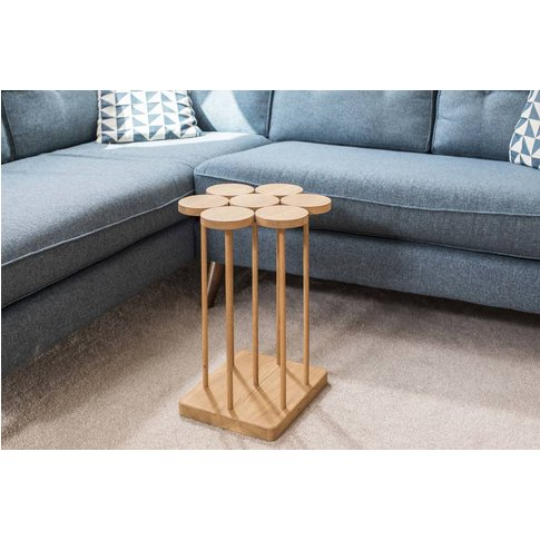 Hope Oak Side Table