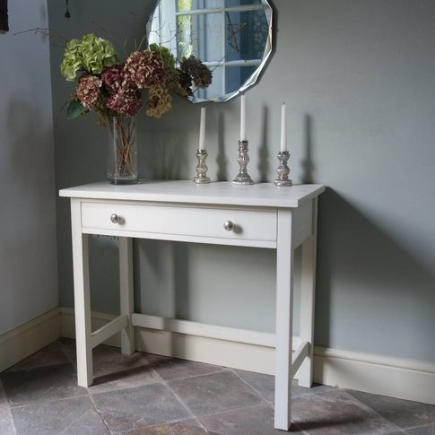 Hall/Console Table In Any Colour And Size Hand Paint...