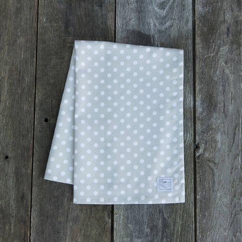 Madelaine Grey Tea Towel