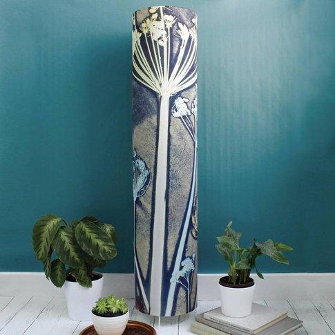 Earth Tones Meter High Feature Floor Lamp