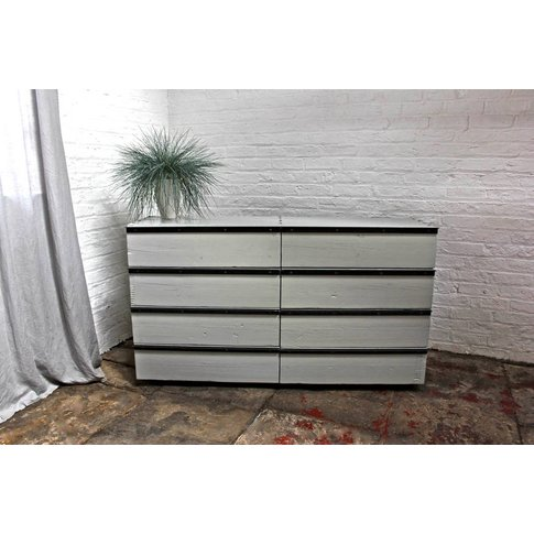 Niamh Reclaimed Scaffolding Chest Of Drawers