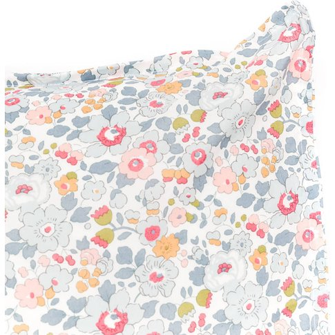 Liberty Print Pillow Case In Betsy