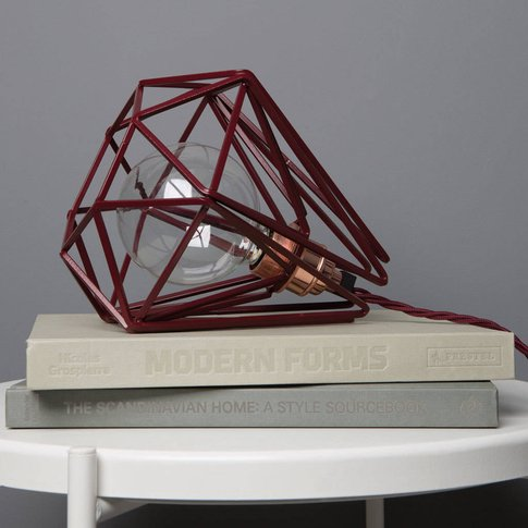 Cage Table Light