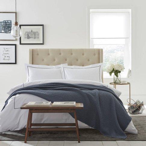 Portofino Cotton Waffle Blankets And Throws