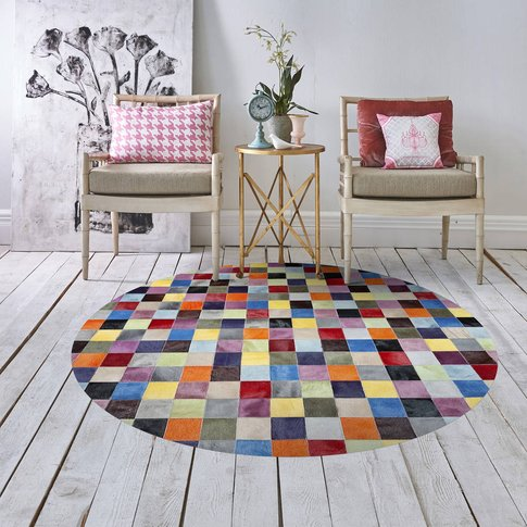 Chantilly Multipla Circle Rug