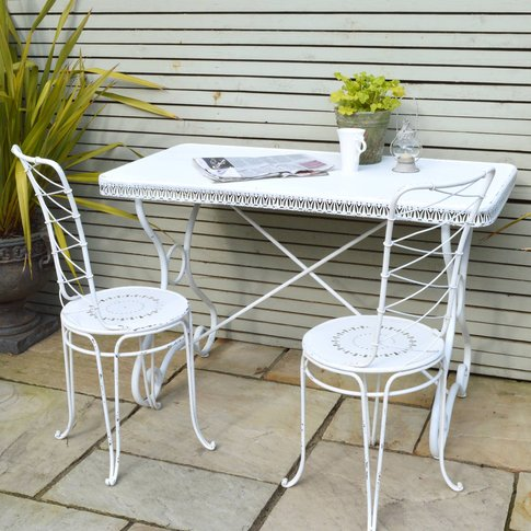 The Clémence Garden Chairs, Set Two