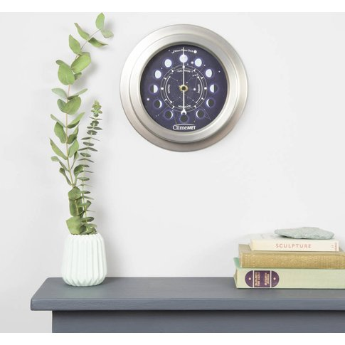 Customisable Constellations Moon Phase Clock
