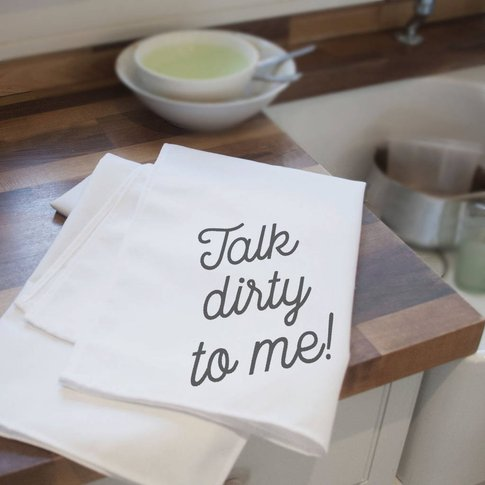 Naughty Tea Towels