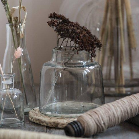 Handblown Celeste Vase
