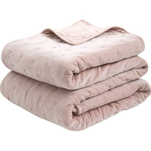 Chateau Velvet Bedspread
