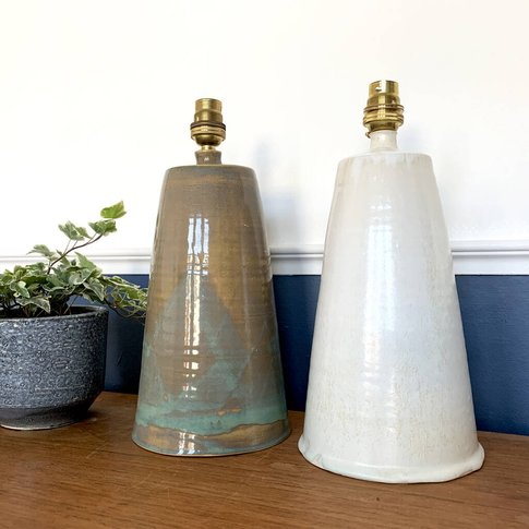 Green Lamp Base
