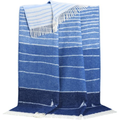 Boat Pure Wool Throw
