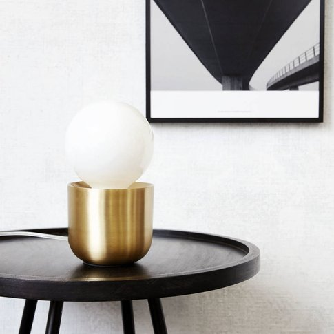Brass Table Lamp Base