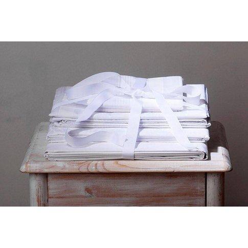 Pure White Bedlinen: Pillowcases