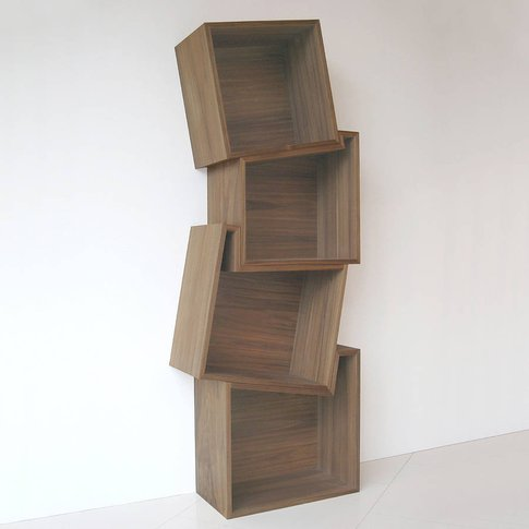 Wooden Hart Bookcase