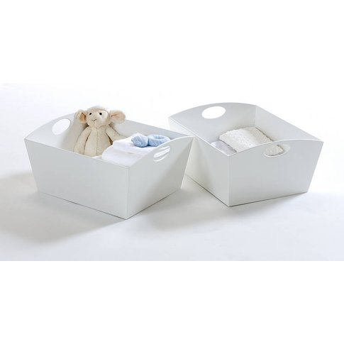Luxury Eos Wooden Storage Boxes Large