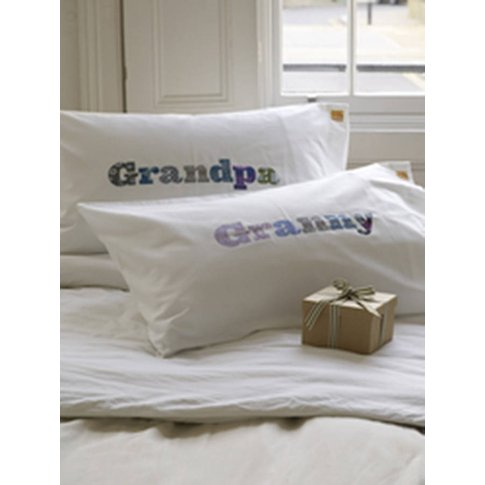 Personalised Grandparents Pillowcase Gift Set Couples