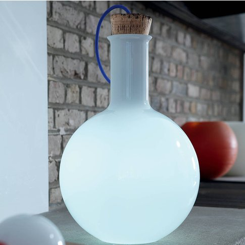 Labware Sphere Table Floor Lamp