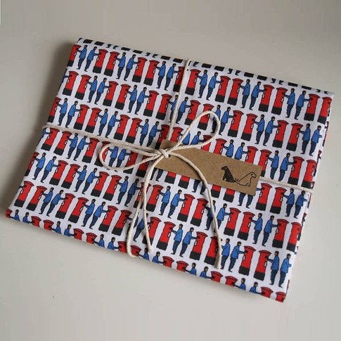 First Class British Tea Towel