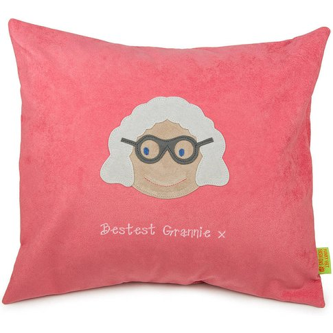 Personalised Grandmother Cushion