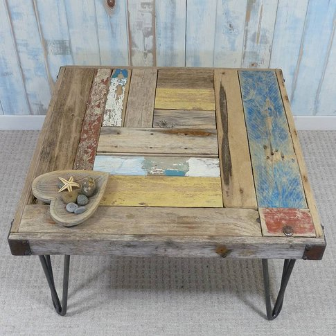 Bespoke Driftwood Side Table